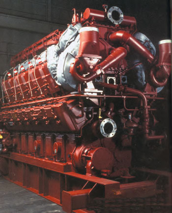 Photo From The Waukesha Engine Historical Society